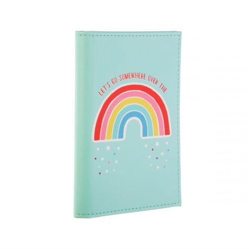 Pouzdro na cestovní doklady Chasing Rainbow
