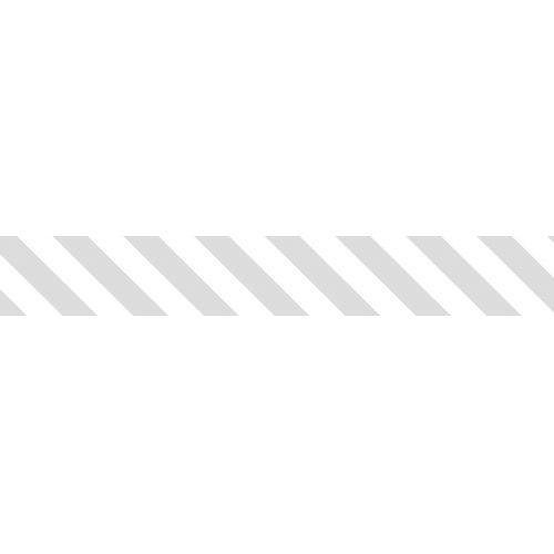 Japonská papírová páska s proužky White Stripe