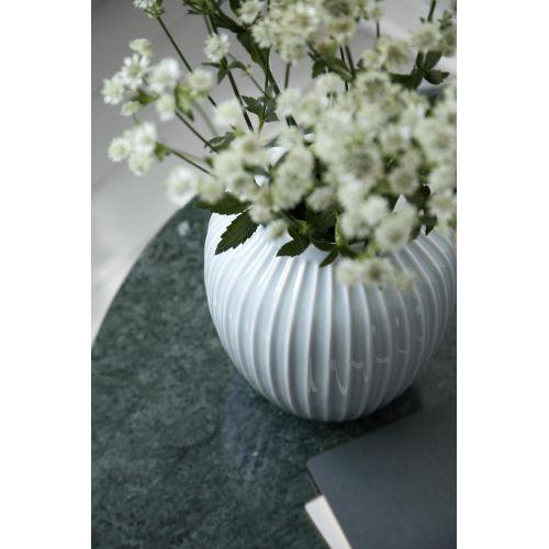 Keramická váza Hammershøi Mint 25 cm