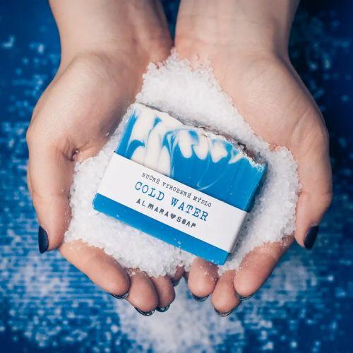 Přírodní mýdlo Cold Water