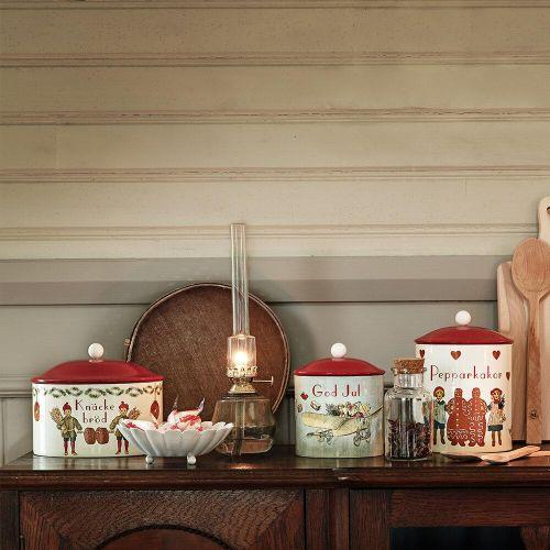 Kovová dekorativní mistička Ingrid White Small