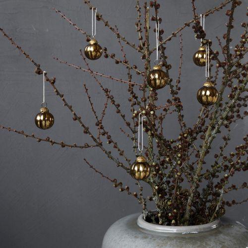 Kovová vánoční ozdoba Tiny Gold