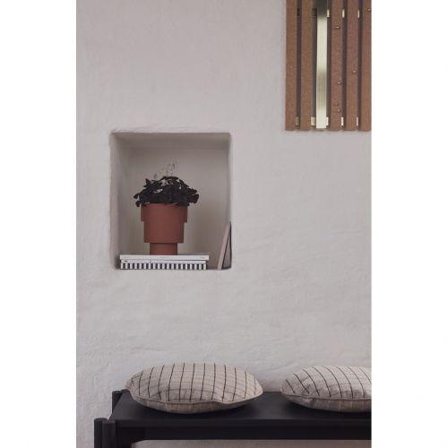Keramický obal na květináč Inka Kana Medium