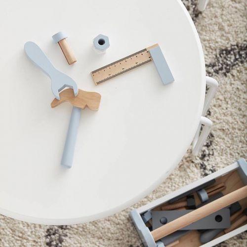 Dětská dřevěná sada nářadí Little Handyman