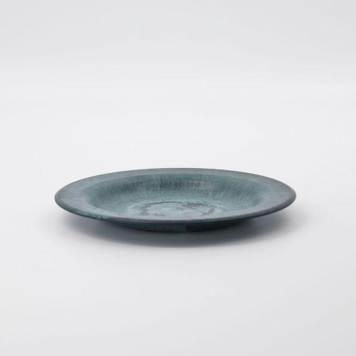 Sada talířů Artstone Smaragd - 4 ks