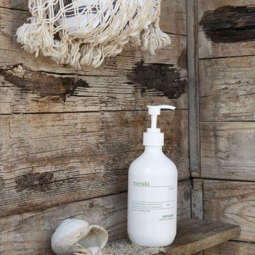 Přírodní sprchový gel Meraki Pure 490 ml