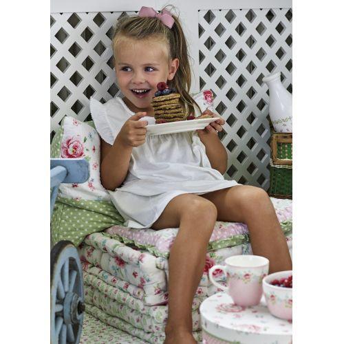 Dětský keramický talíř Meryl Pale Pink