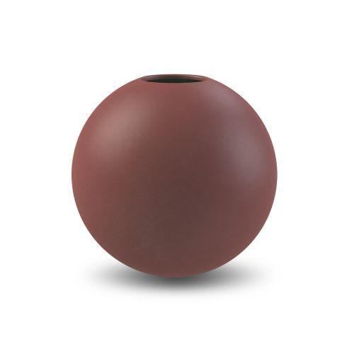 Kulatá váza Ball Plum 20cm