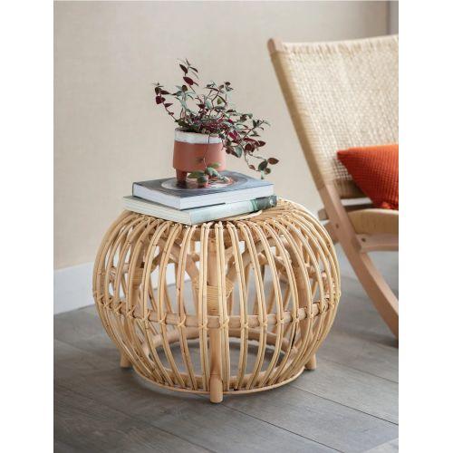 Ratanová stolička/stolek Mayfield
