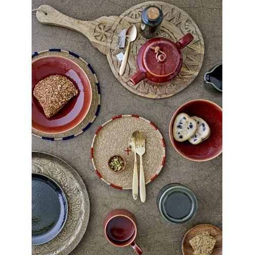 Keramický dezertní talíř Joëlle Green