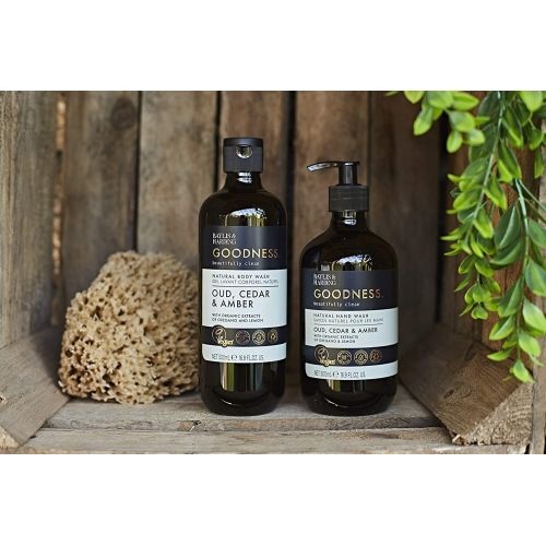 Tekuté mýdlo na ruce Oud, Cedar & Amber 500ml