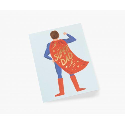 Přání s obálkou Super Dad