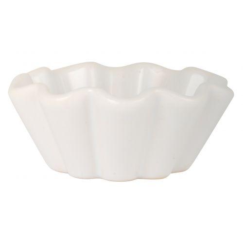 Keramická forma na muffiny Mynte white