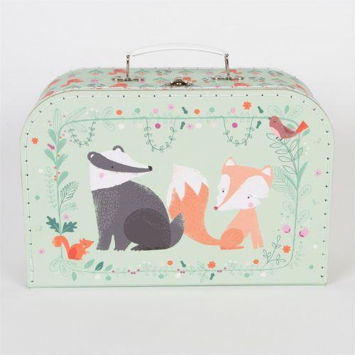Kufřík Woodland friends - 3 velikosti