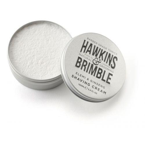 Pánský krém na holení Elemi and Ginseng - 100 ml
