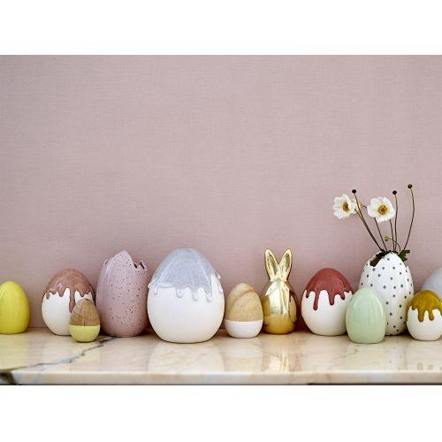 Dekorativní velikonoční vajíčko Gold