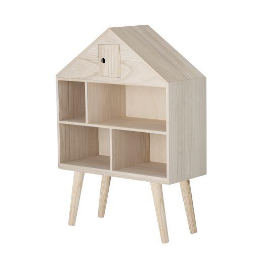 Dřevěný domeček pro panenky Dollhouse Nature