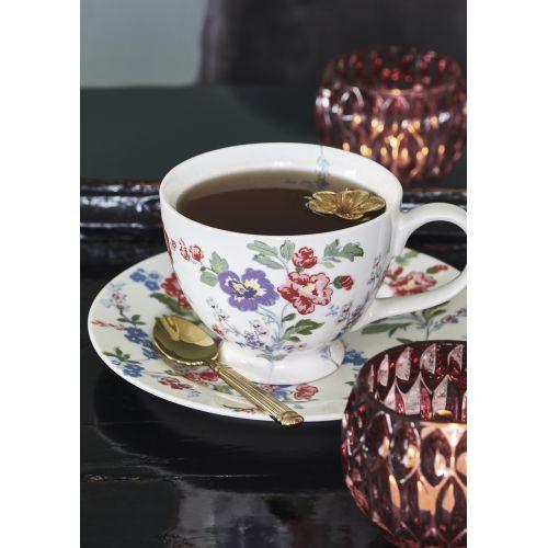 Porcelánový talíř Isobel White