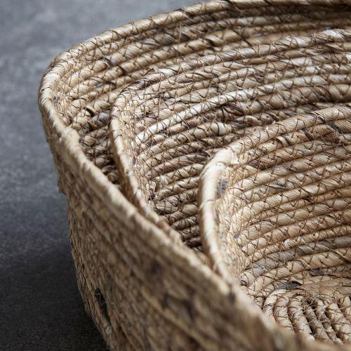 Slaměný košík Nangloi Natural