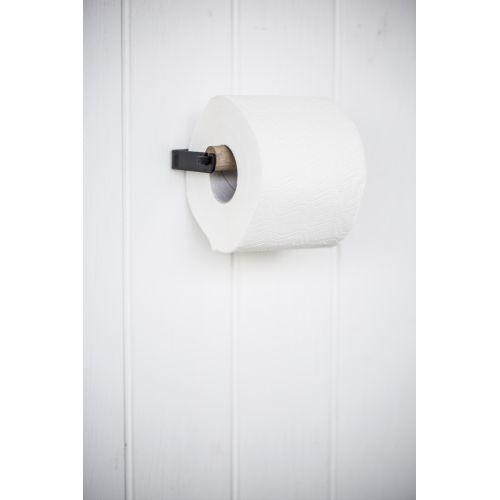 Držák na toaletní papír Altum Black