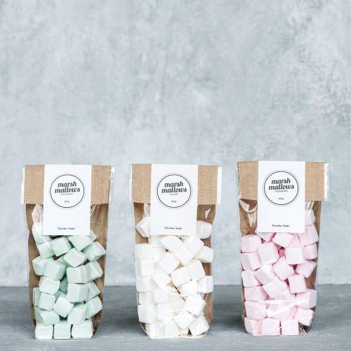 Pěnové bonbony Marshmallows 125 g