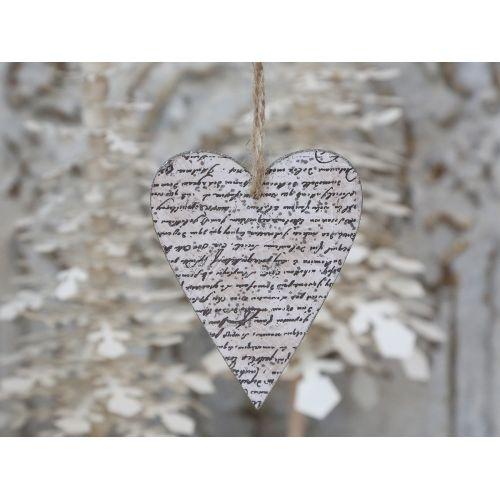 Závěsná dekorace Love Letter