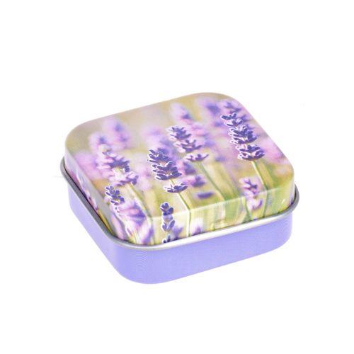 Mini mýdlo v krabičce - Levandule 25g
