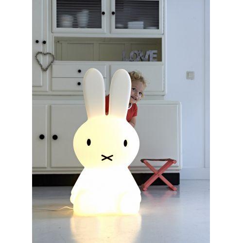 Dětská králičí LED lampa Miffy XL