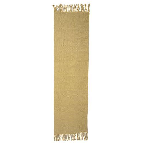 Bavlněný koberec Yellow Rug