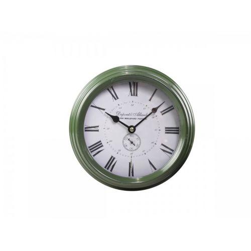 Nástěnné hodiny Dark Green