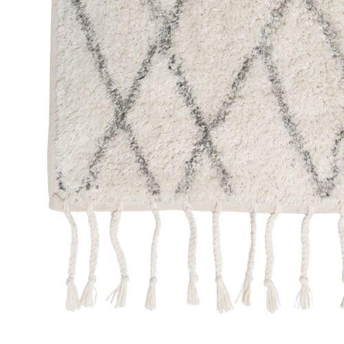 Bavlněný kobereček Printed Beni 175 cm