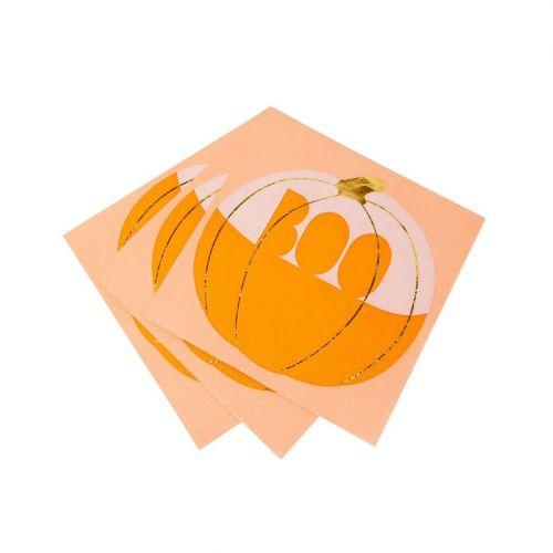 Papírové ubrousky Pumpkin Napkin - 16 ks