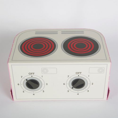 Dětská mini kuchyňka Red daisies