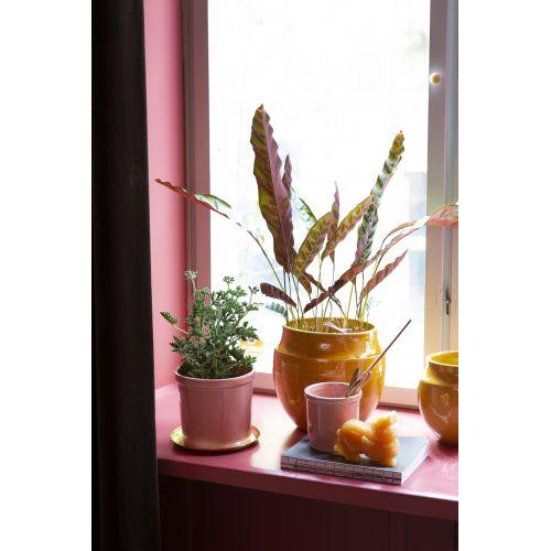 Keramický obal na květináč Tara Rosy