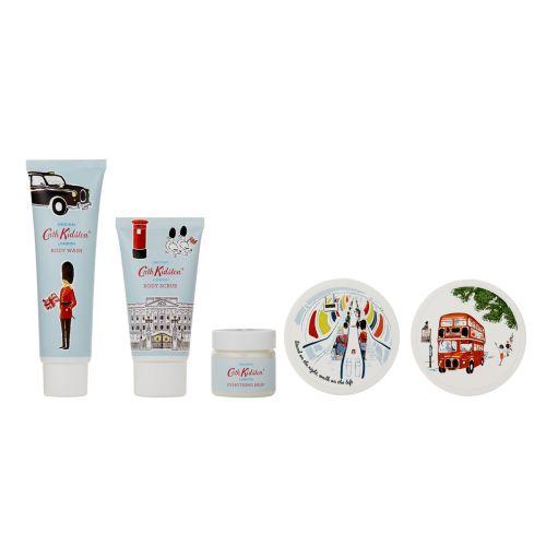 Cestovní set kosmetiky London Ikons