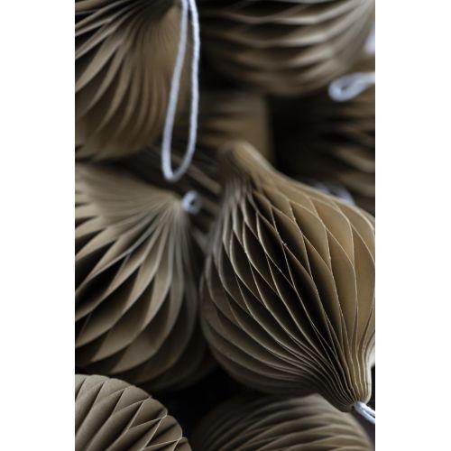 Papírová ozdoba Folded Paper