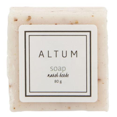Kostka mýdla ALTUM - Marsh Herbs 80gr