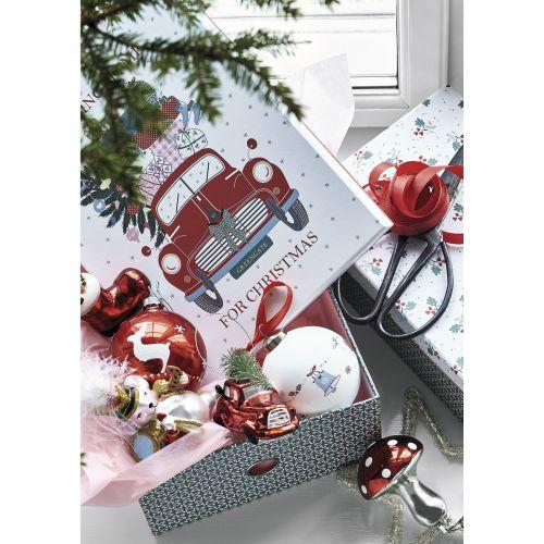 Vánoční ozdoba Mouse White