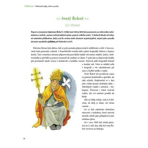 Kniha Velikonoce - Jitka Pastýříková