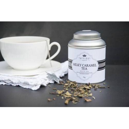 Bylinný čaj s mléčným karamelem - 70 gr