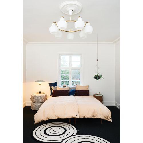 Bavlněný kobereček Circle Rug 120cm