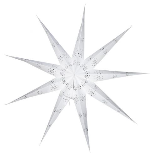 Papírová hvězda Antique Cream 90cm