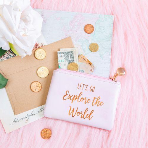 Peněženka World Explorer