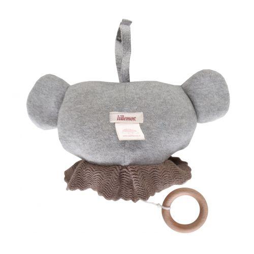 Závěsná pletená hračka Music Circus Koala