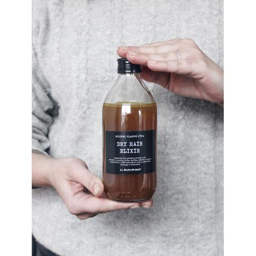 Bylinná vlasová kúra Dry Hair Elixir 100 ml