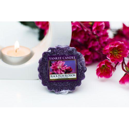 Vosk do aromalampy Yankee Candle - Květ černé švesty