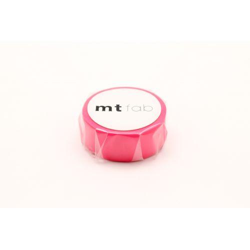 Japonská papírová páska Fluorescent Pink