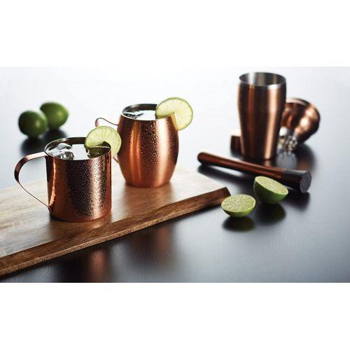 Plechový hrnek Hammered Moscow Mule Mug 550 ml