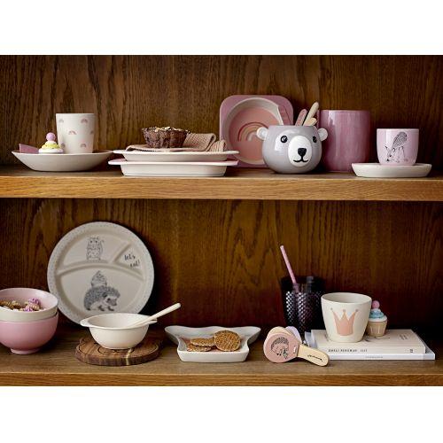Dětské bambusové nádobí Rose