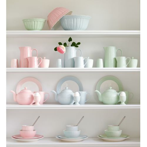Porcelánová konvice Alice pale pink